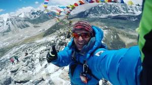Sergi Mingote ultima su último gran reto, subir el K2 en invierno