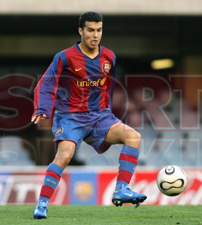 15.Pedro Rodríguez 2007 - 08