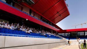 Presentación del Estadi Johan Cruyff a los socios