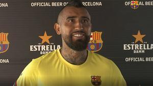 Arturo Vidal: Quedan once finales