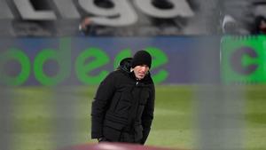 Zidane responde a Tebas: Ni son excusas ni nada, era una evidencia