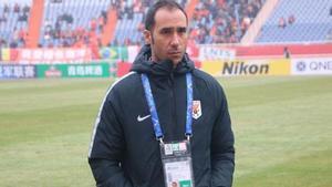 Pep Muñoz ha estado cuatro años en China