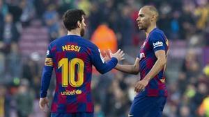 Messi o Braithwaite, la duda para la Supercopa