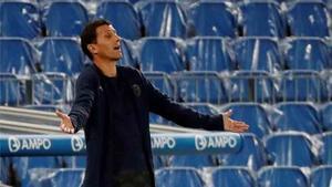 Gracia decide continuar al frente de los banquillos en Mestalla