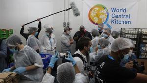 La Gasol Foundation, World Central Kitchen y Fundación Ebro unen fuerzas para aliviar el impacto del COVID-19