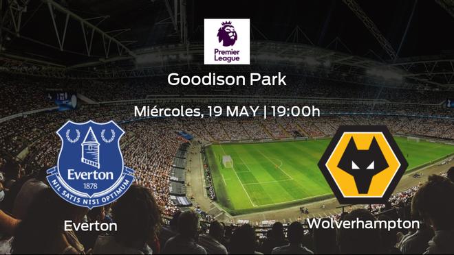 Previa del partido: el Everton recibe en su feudo al Wolverhampton Wanderers