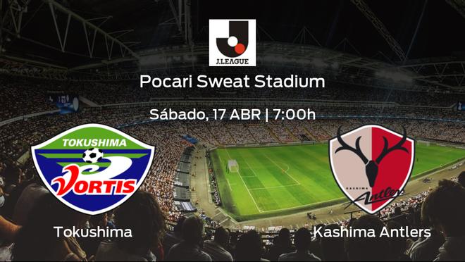 Previa del partido: el Tokushima Vortis recibe al Kashima Antlers