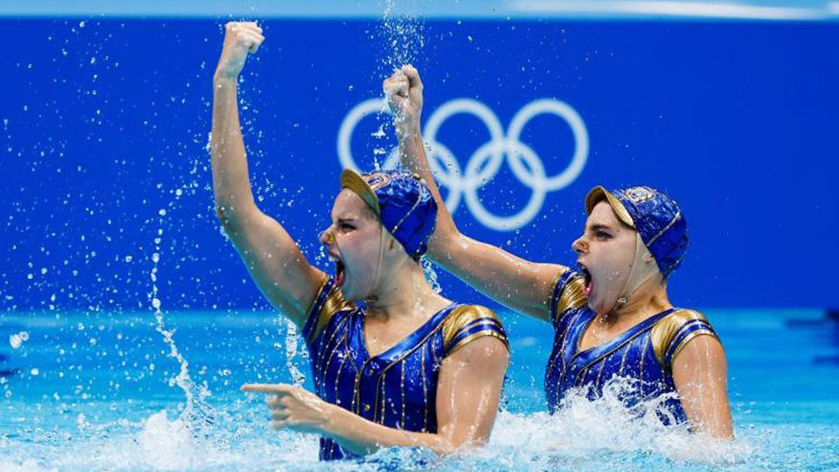 Alisa Ozhogina e Iris Tió disputarán la final olímpica de dúos