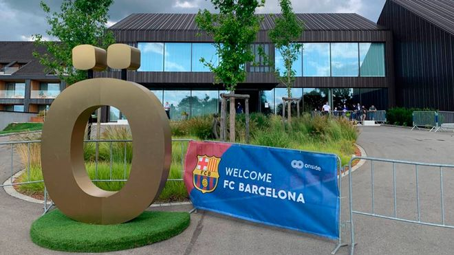 Así es el bunker alemán del FC Barcelona
