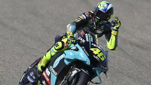 Rossi empezará a despedirse ante su afición, en Misano