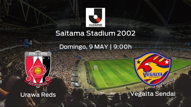 Previa del encuentro: el Urawa Reds recibe en su feudo al Vegalta Sendai