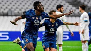 El gol de Sanusi ante el Marsella