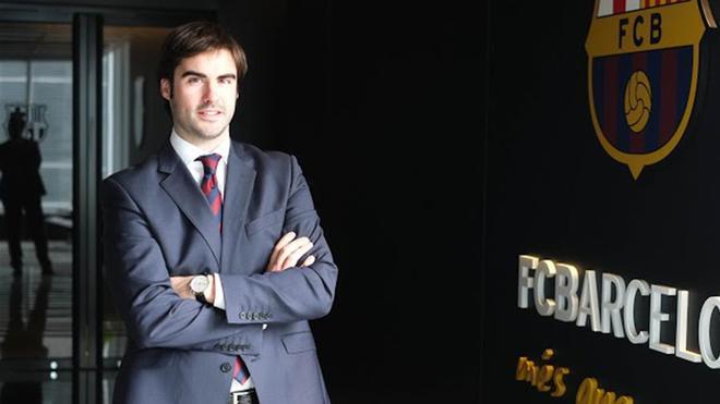 Xavier Asensi, responsable de la oficina de Hong Kong en 2018
