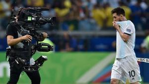 Leo Messi cayó en las semis, en su mejor partido de la Copa América