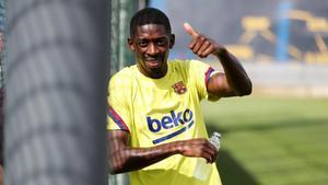 Ousmane Dembélé tendrá otra oportunidad en el Barça