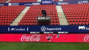 La FANCAM, la nueva forma para celebrar los goles llega a la Segunda División