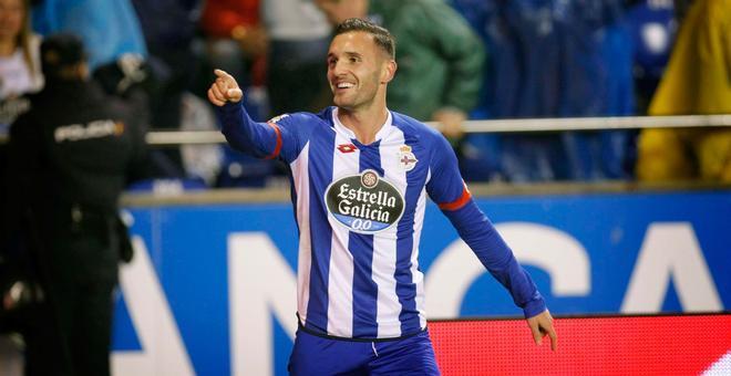 Así son los goles de Lucas Pérez