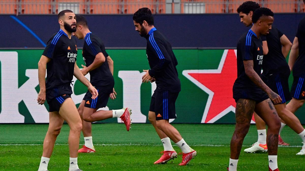 Benzema: Todos los jugadores quieren el Balón de Oro, y yo también