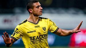 Giorgos Giakoumakis, máximo goleador de la Eredivisie