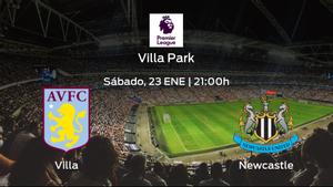 Jornada 11 de la Premier League: previa del encuentro Aston Villa - Newcastle United
