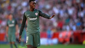 Iñaki Williams podría salir del Athletic más pronto que tarde.