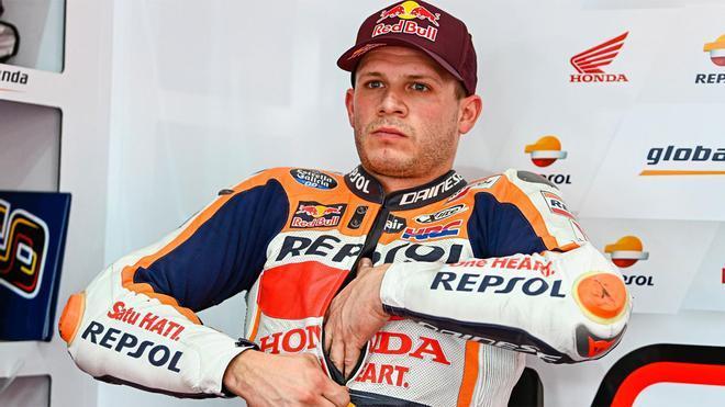 Bradl rodará como invitado en Jerez