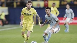 Los últimos partidos del Celta de Vigo han culminado en derrotas