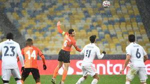 El Shakhtar volvió a poner en evidencia al Real Madrid