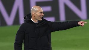 Zidane buscará el primer título de la temporada