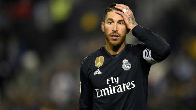 Sergio Ramos, implicado en dos casos de dopaje