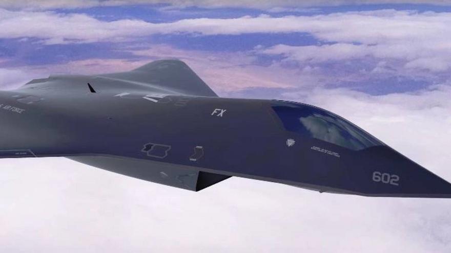 Nuevos rumores sobre el caza secreto que ha diseñado Estados Unidos