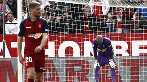 El Osasuna recupera a Darko ante el Sevilla