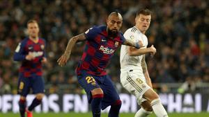 Arturo Vidal podría salir del Barça el próximo verano