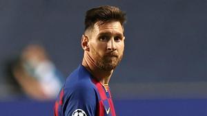 Bartomeu: Koeman me ha dicho que Messi es su pilar