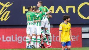 El Betis ha de continuar sumando puntos en aras de resguardar su puesto en competiciones europeas