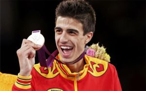 Joel González fue medallista en Londres 2012