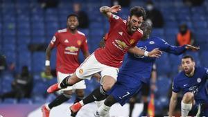 Empate a nada entre Chelsea y Manchester United