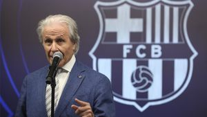 Ramon Alfonseda, presidente de la ABJ del FC Barcelona