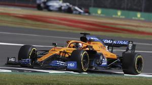 Carlos Sainz está convencido de que cambiará suerte