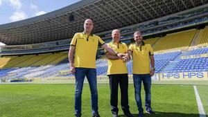 Pepe Mel, presentado como nuevo entrenador de Las Palmas