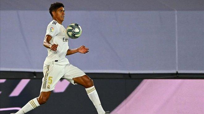 Varane se quiere marchar del Real Madrid