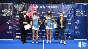 Gemma y Lucía han cerrado su mejor temporada con el título de Maestras