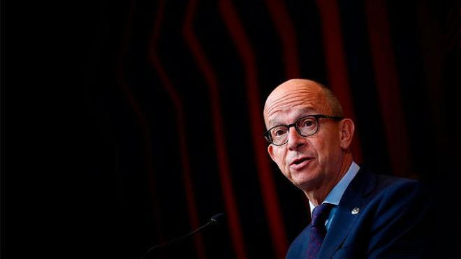Cardoner anuncia que el Barça cede el title right del Camp Nou para la lucha contra el coronavirus