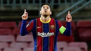 Messi, a un partido de los 750 oficiales y de los 500 en Liga con el FC Barcelona
