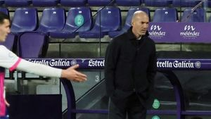 Zidane: Son tres puntos importantes