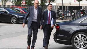 El Barça está a la espera de los acontecimientos