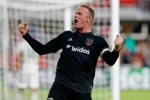 Rooney disputó 50 partidos en los Estados Unidos