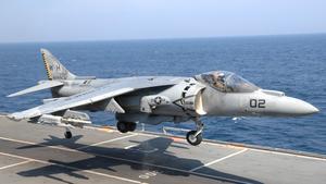 Los Harrier de los marines ya tienen fecha de jubilación