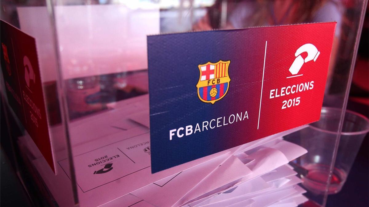Cómo votar por correo en las elecciones a la presidencia del FC Barcelona