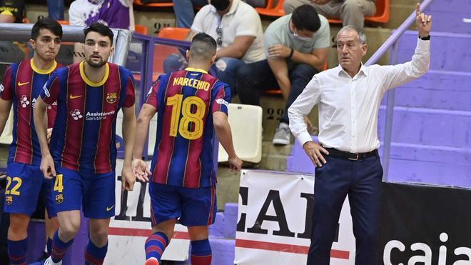 Andreu Plaza se hizo cruces tras el empate